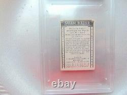 1928 Albert Einstein GMA 4 Rookie card Salem very good