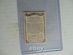 1928 Die Welt Albert Einstein Rookie card