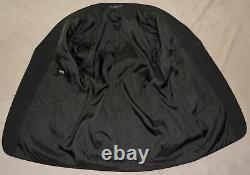 38S Hugo Boss 2-Piece $895 Suit Men 38 Brown Wool Einstein 30x28