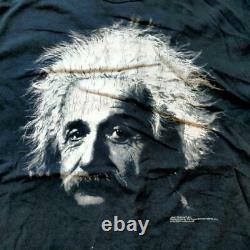 631 Einstein Photo T-Shirt Vintage