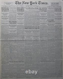 6-1931 June 13 Capone Indicted. Einstein Relativity. Earhart. Mt Kemet Climb