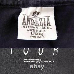 90'S Einstein Photo Jigglypuff Tot-Shirt Andazia Made In Usa Curio Vintage