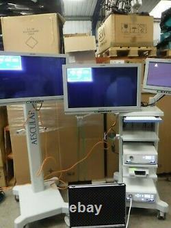 AESCULAP Einstein Vision 3D HD Camera Processor Capture unit 300W Xenon Light