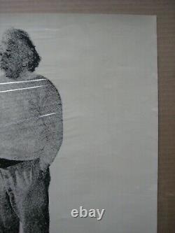 Albert Einstein Vintage Poster 1972 1931 Anti War Peace Cng2153