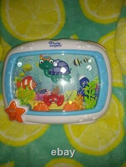 Baby Einstein 11058 Sea Dreams Soother Crib Toy(pre owned)