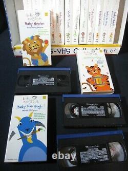 Baby Einstein 15-VHS Collection VHS Tape