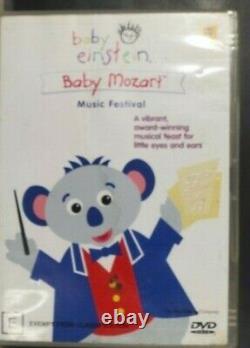 Baby Einstein Baby Mozart Music Festival Pre-Owned (R4) (D292)