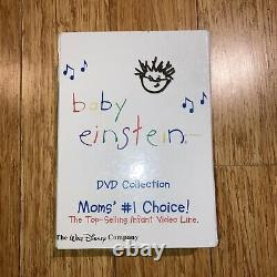 Baby Einstein Collection DVD 26 Disc Box Set Good Condition Pre-Owned
