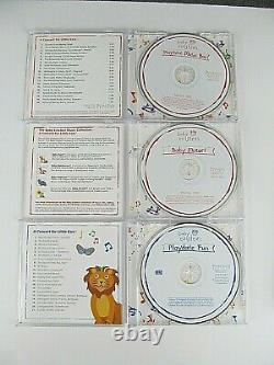 Baby Einstein Discover With Music 3 CD Set Pre-Owned in very good condition