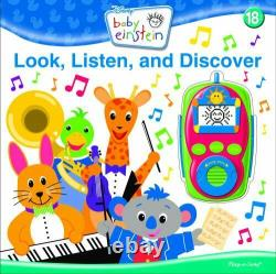 Baby Einstein Look, Listen, and Discover by