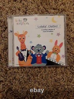 Baby Einstein Lullaby Classics by Baby Einstein CD, Mar-2004 pre owned