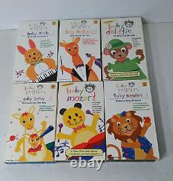 Baby Einstein VHS Tapes Lot of 11