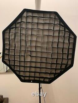 Buff Umbrella Diffuser + Paul C. Buff Einstein 640 WS Monolight