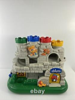 Chicco Castelinho Activity Castle (no Balls Mallet) BABY EINSTEIN As Is