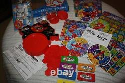 DISNEY LITTLE EINSTEINS 4 IN 1 LEARNING GAME Complete GUC some sealed French/Eng