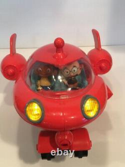 Disney Little Einsteins Pat Pat Rocket Ship Lights and Sounds Work 4 Figures