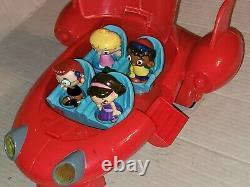 Disney Little Einsteins Pat Pat Rocket Ship with Figures Lights and Sounds Work