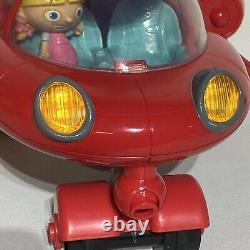 Disney Little Einsteins Pat Pat The Rocket Lights And Sound Figure Annie 2006