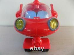 Disney Little Einsteins Red Pat Pat Rocket with Lights and Sound 4 Figures 2006