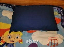 Disney Store Little Einsteins Nap Time Preschool Sleeping Mat Emily personalized