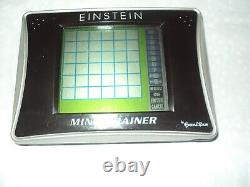 Einstein Mind Trainer by Excalibur Pre owned