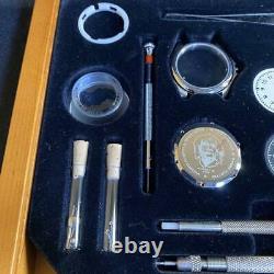 ExcellentMARIO LEHENBAUER AUSTRIA Einstein Watch Maker Assembly Kit #384