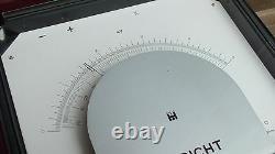 Habicht Schaffhausen Schweiz millivoltmeter Conrad Habicht Einstein Solovine Iwc