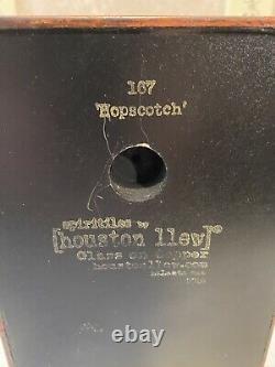 Houston llew Hopscotch #167 Retired / Quote Einstein