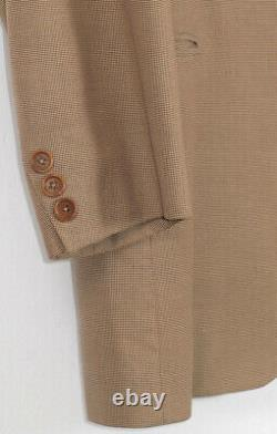 Hugo Boss Einstein Mens 3 Button 100% Cotton Blazer Coat Jacket Sz 40 41 R S