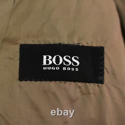 Hugo Boss Uomo Einstein/Omega Lana Vergine Tre Formale Dimensione Blazer 56