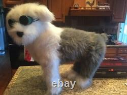 Large Einstein Dog stuffed Back to the Future