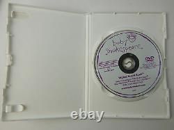 Lot 5 Baby Einstein Newton Baby Bach Shakespeare Baby Genius DVD's pre-owned
