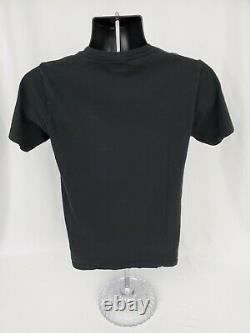 Mens Albert Einstein Black T Shirt Small Imagination EUC Pre-owned