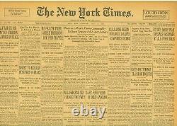 Nikola Tesla Revolutionary Discoveries Einstein'Unscientific' July 11 1935 B37