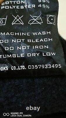 Number (n)ine X The Rolling Stones Einstein Made In Japan Sweatshirt Size 3 / L