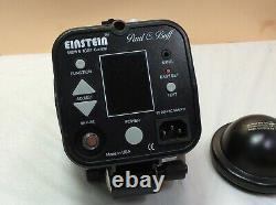 Paul C. Buff (E640) 640 WS Einstein Flash Unit 130987 Flashes