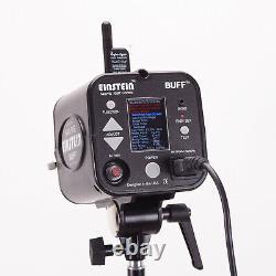 Paul C. Buff E640 Einstein Flash Unit Count 12102 + Transceiver + Transmitter