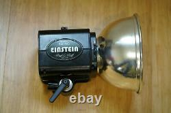 Paul C. Buff Einstein E640 Flash Lighting Strobe Low hobby use