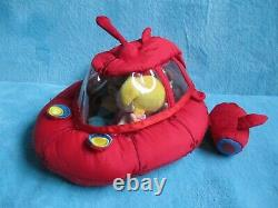 RARE Disney Store The Little Einsteins PAT PAT & ALL 4 Soft Plush Toy Mini Set