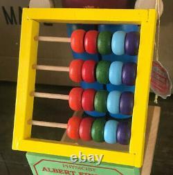 STEINBACH NUTCRACKER 17 ALBERT EINSTEIN #S602 Limited Edition IN BOX