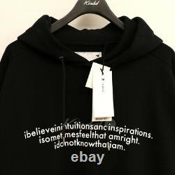 Sacai Einstein 20Aw Hoodie Print Pullover Product Number