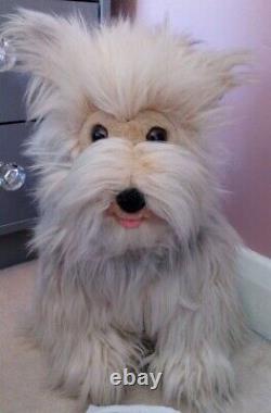 Super Rare Plush Back To The Future Dog Einstein