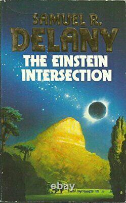 The Einstein Intersection by Delany, Samuel R. Paperback Book The Cheap Fast