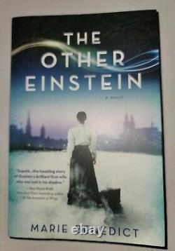 The Other Einstein by Marie Benedict Pre Owned Very Good Paperback Free Ship