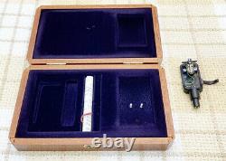 Tubaphon TU2 Einstein EMT MC Phono Cartridge Fidelity Research RS-121 USED JAPAN