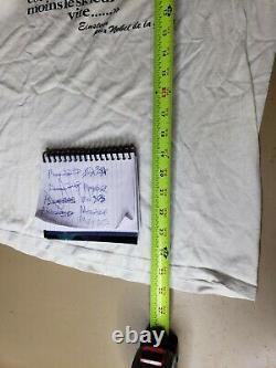 VTG 90s Albert Einstein T Shirt Single Stitch Jerzees E=MC 2 SIZE XL USA MADE