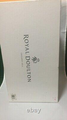 Very Rare Royal Doulton HN5240 ALBERT EINSTEIN Boxed/COA Ltd Edition 71/250 Mint