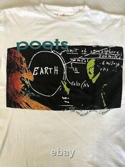 Vintage Poets Art Earth Einstein T Shirt