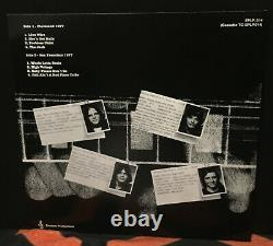 Ac/dc Wanted Alive Gold Vinyl (2002) Très Rare