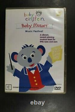 Baby Einstein Baby Mozart Music Festival Pre-owned (r4) (d295)